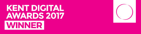 Kent Digital Awards 2017 - Finalist