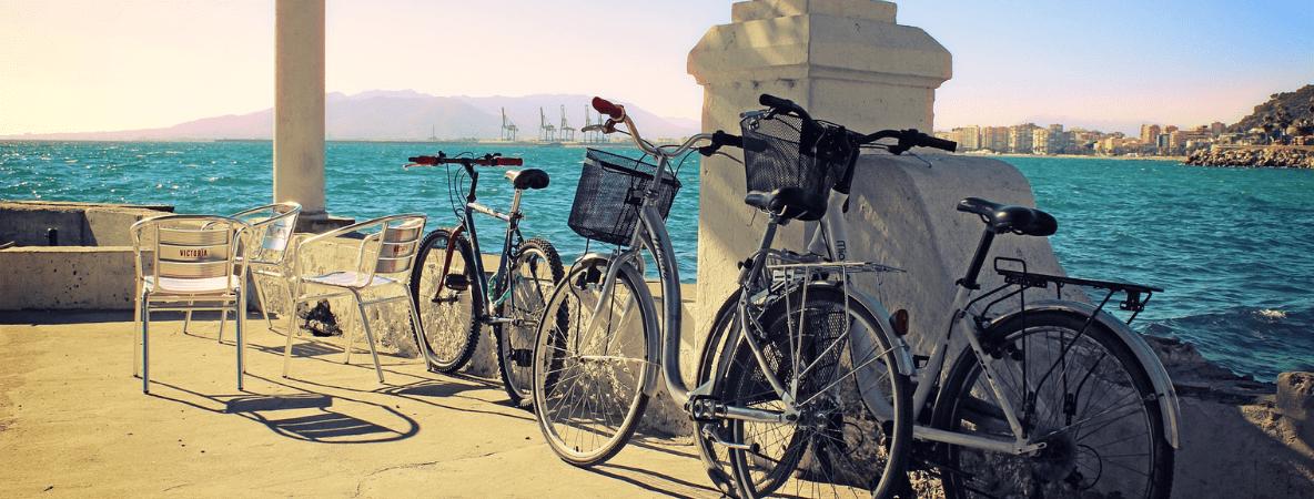 Cycling in Malaga