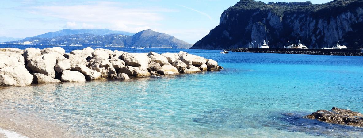 Capri Coast in Sorrento