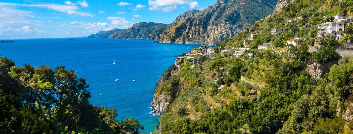 Amalfi Coast in Sorrento