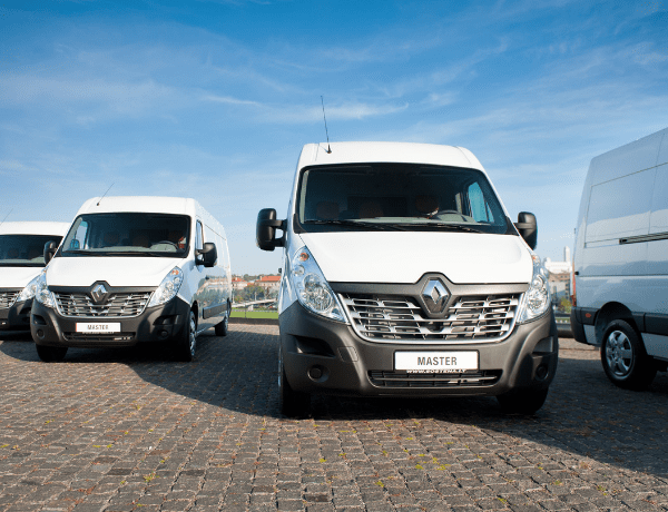 van hire for businesses