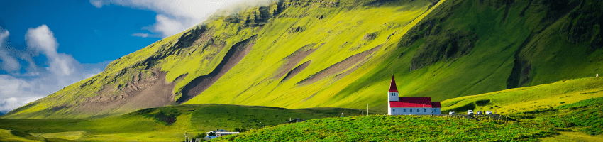 Exploring Iceland by car