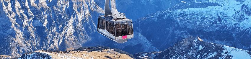 The top five post-Christmas ski resorts
