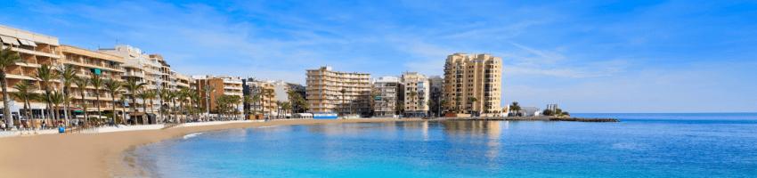 Alicante Car Hire and Travel Guide