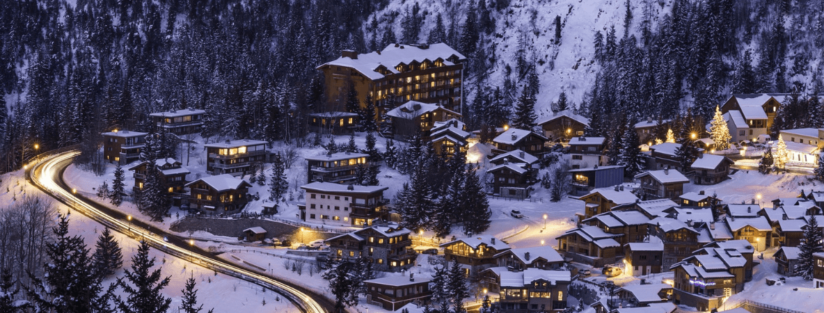Courchevel Ski Resort France