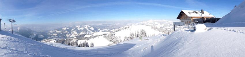 Why We Eat, Sleep, Ski, Repeat