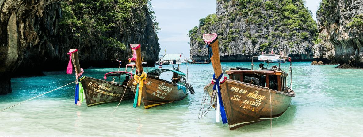 Phuket in Thailand