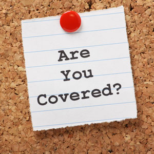Are you covered by your travel insurance?
