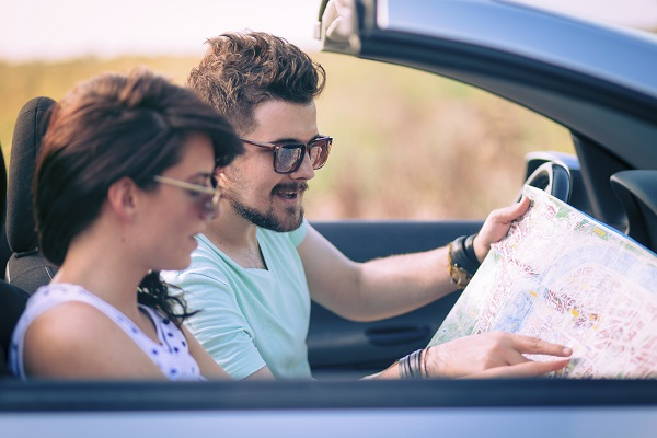 Tips for driving in a different country for the first time