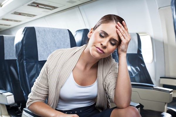 Travel Sickness costing thousands in missed flights