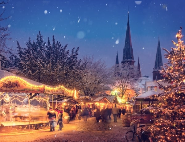 12 of the best European Christmas markets to visit this winter