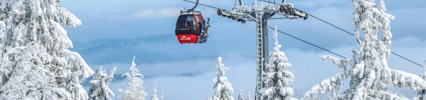 Top ski destinations for Christmas