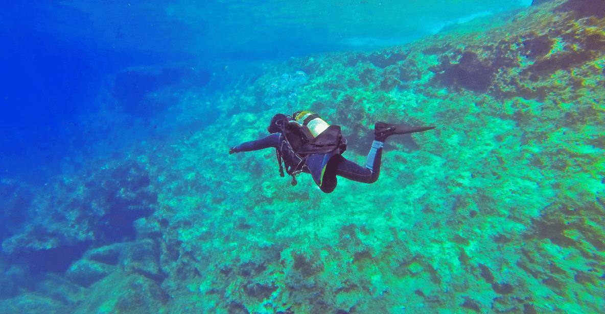 Malta scuba diving