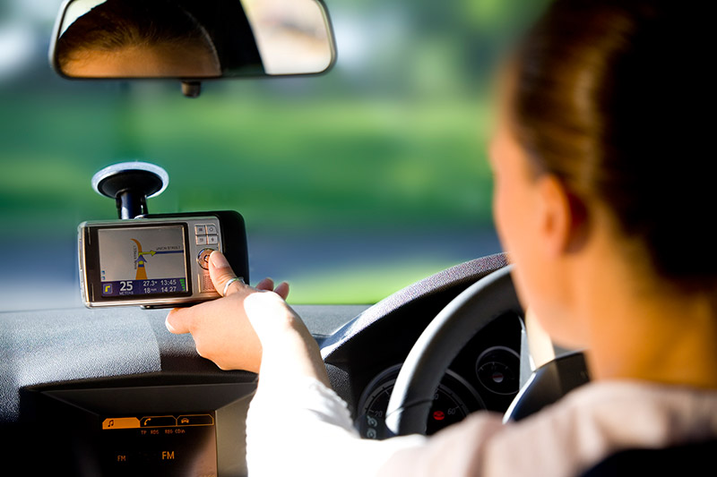 Top 10 Satnav travel tips