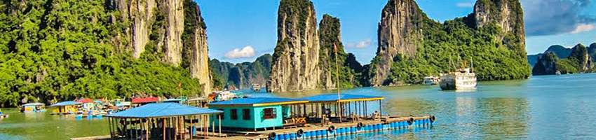 Golf in paradise – plans unveiled for Vietnamese Halong Bay course