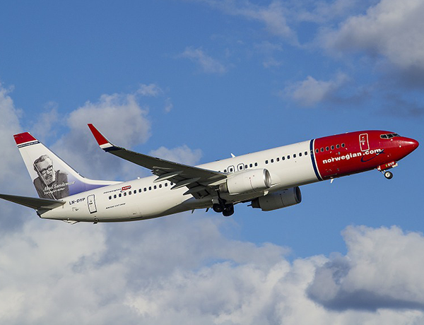 Transatlantic routes can help Norwegian to shrink flight costs