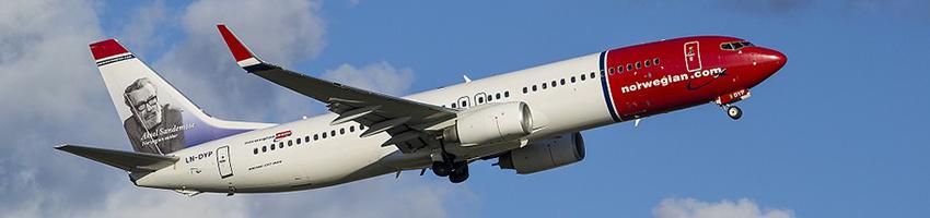 Transatlantic routes can help Norwegian to shrink flight costs