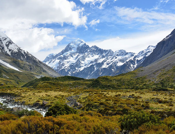 New Zealand set to be winter hotspot for British travellers