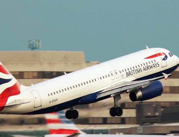 British Airways offers three new European routes from London City