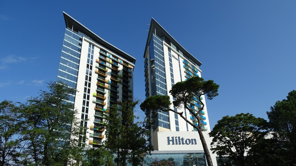 Partnership between Hilton and Uber grows