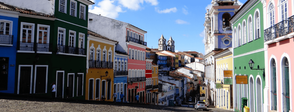 Salvador Brazil street
