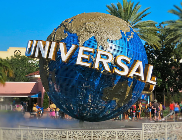 Universal Studios Hollywood named best attraction in the world