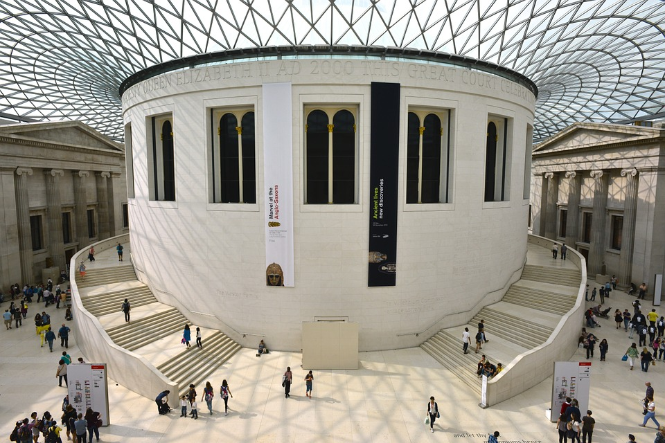 British Museum most popular visitor attraction in UK