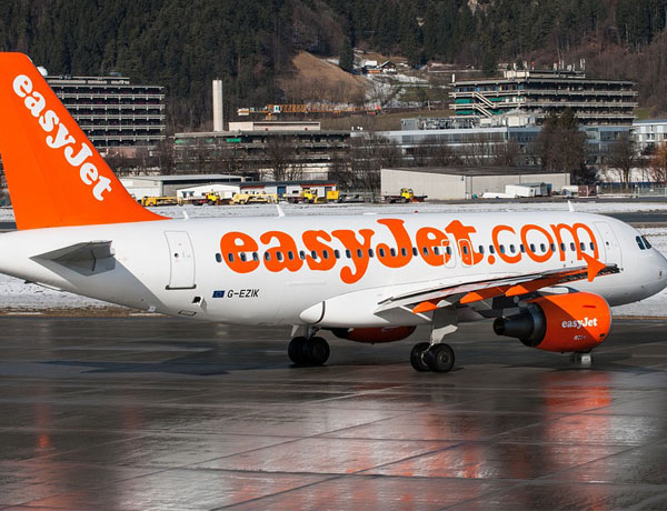 easyJet voted best low-cost airline in Europe