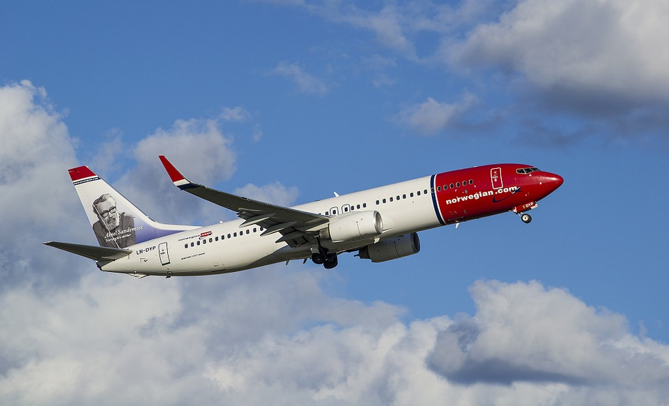 Brits help low-cost airline Norwegian have busiest year