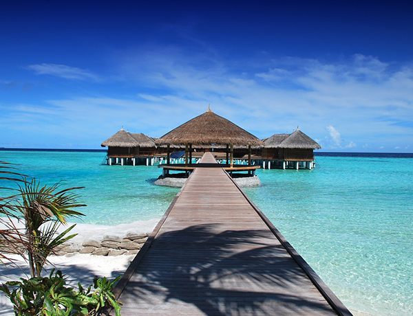 Brits continue to flock to the Maldives