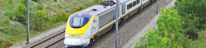 Record numbers turn to Eurostar
