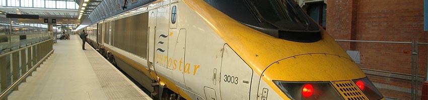 UK business travellers inspire surge in Eurostar ticket sales