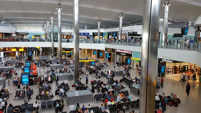 Heathrow Airport announces record numbers of passengers