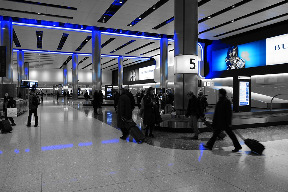 London Heathrow saw record passenger numbers in March