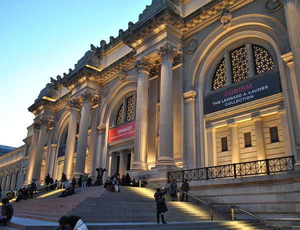 New York's Met Museum ranked number one in the world