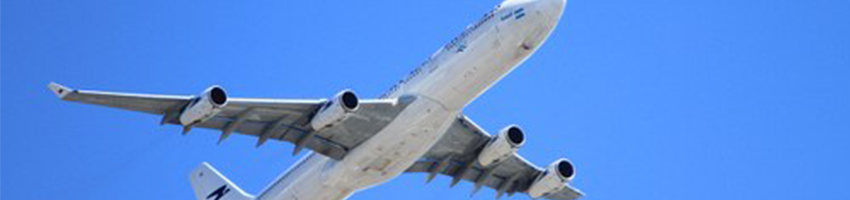 Demand for air travel is sky-high