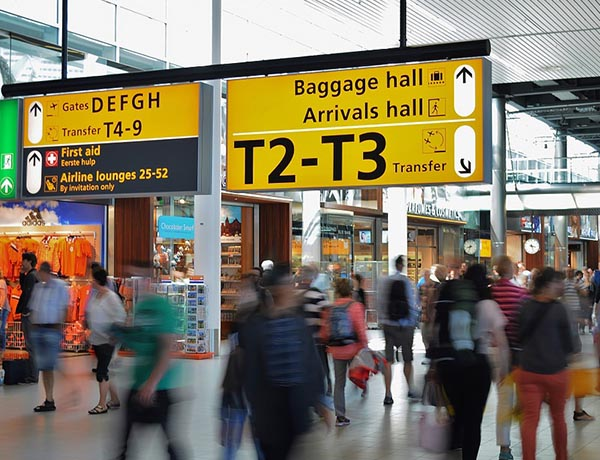 UK home to four of the happiest airports in the world