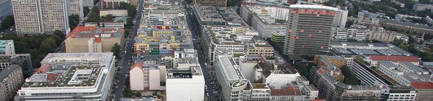 Kreuzberg in Berlin named trendiest district in Europe