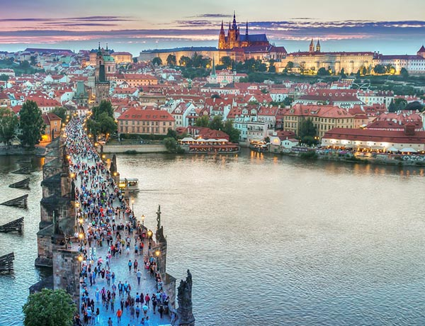 Prague named best value city for culture hunters