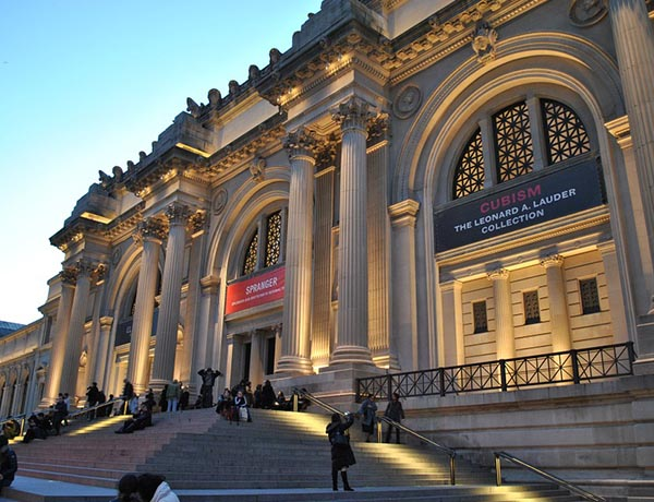 New Yorks Metropolitan voted best museum in the world