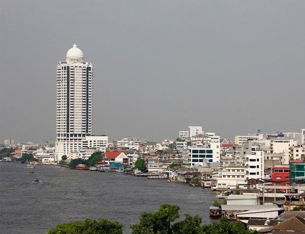 Mastercard name Bangkok world's best travel location