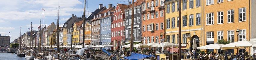 Denmark making waves as cruise destination