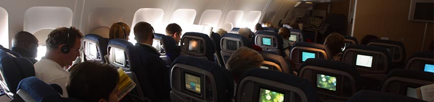 Airline launches mood enhancing menu to cure travel stress