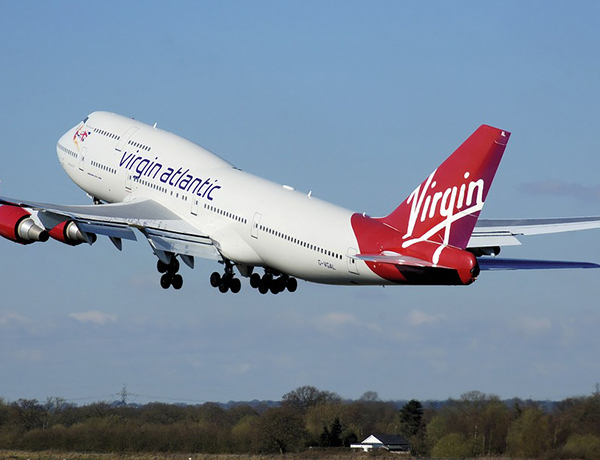 Virgin Atlantic first UK airline to use fast-track US airport security checks