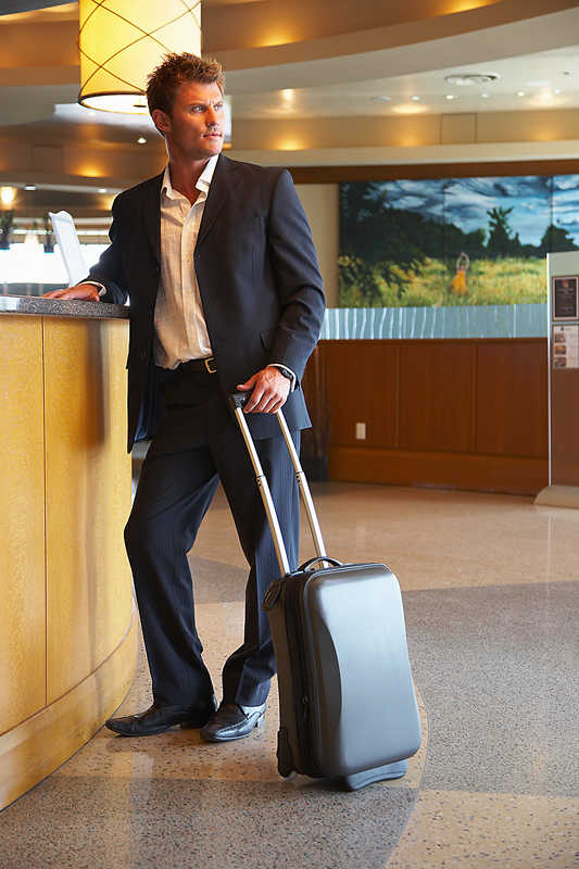 We enjoy an overnight stay in our meeting location - say 60% of business travellers