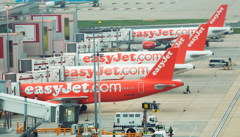 Easyjet reaches milestone with more than 700 routes for sale