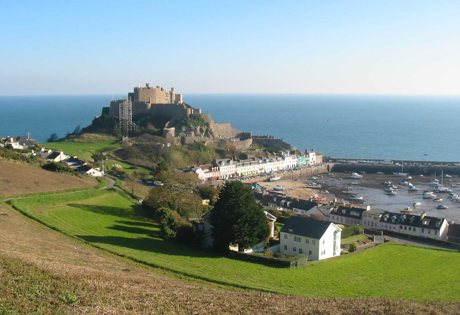 TripAdvisor votes Jersey the top UK island