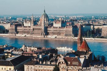 Budapest offers best value for a city break