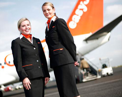 Feeling the fear and flying anyway: TOWIE star Bobby takes Easyjet's Fearless Flyer Course