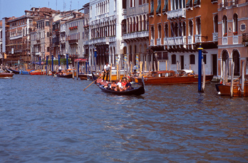 Our favourite location for a holiday fling is....Venice